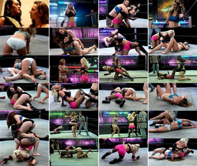 DOWNLOAD - Hazel vs Tatyana vs Suicide (Aftermath 2010)