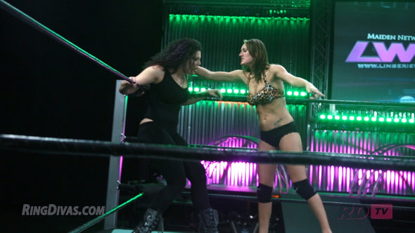 DOWNLOAD - Destiny vs. Vanessa 2 out of 3 falls (NYR 2015)