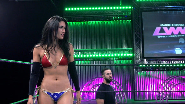 DOWNLOAD - Goddesses At War Vol.8 (Elle Dumon vs. Queen Arianna)