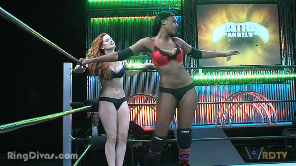 DOWNLOAD - Nikita vs. Serena Johnson (Glory and Honor 2013)