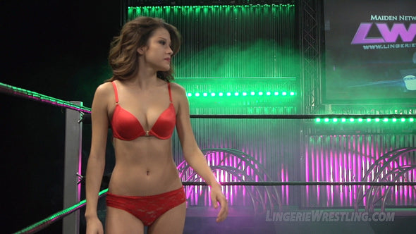 DOWNLOAD - Selena Fuentes vs. Destiny Dumon (NYR 2016)