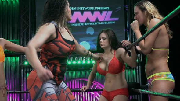 DOWNLOAD - Ultimate Low Blows Vol.30 (Brooke vs. The World)