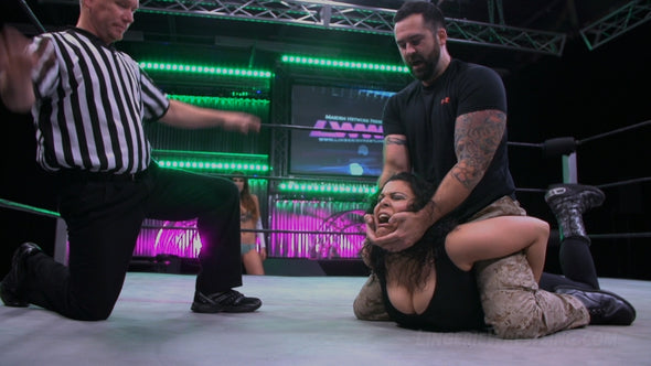 DOWNLOAD - Vanessa Kraven vs. The Associate (Aftermath 2016)
