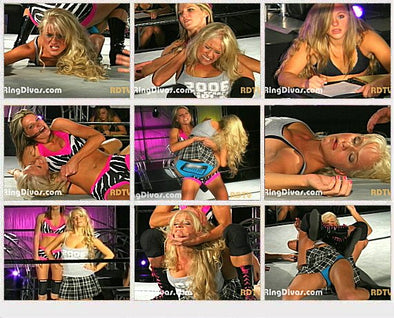 DOWNLOAD - Amy Love /w Hazel v Starr (No Holds Barred 2006)