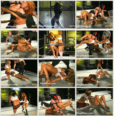 DOWNLOAD - Barefoot Tickle Wrestling Vol.2 (Amber vs. SoCal)