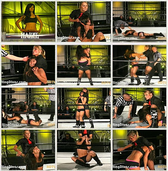 DOWNLOAD - Hazel vs. Jessicka Havoc (Capital Punishment 2007)