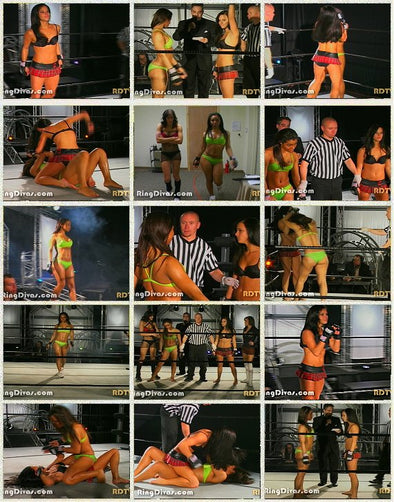 DOWNLOAD - Hazel vs. Crystal Johnson (KO Angels Crossroads 08)