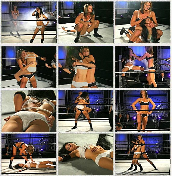 DOWNLOAD - Low Blows Vol.3 (Angelina vs. Amy Love)