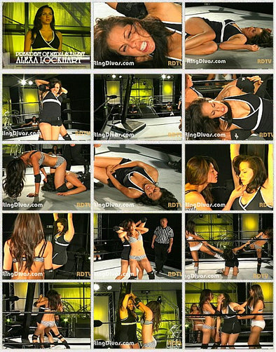 DOWNLOAD - Alexa Lockhart vs Sayuri (Torture Rack of DeathMatch)