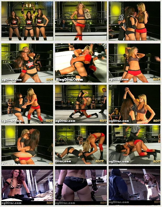 DOWNLOAD - Sayuri v Amy Love Undisputed Title (CyberStorm 2007)