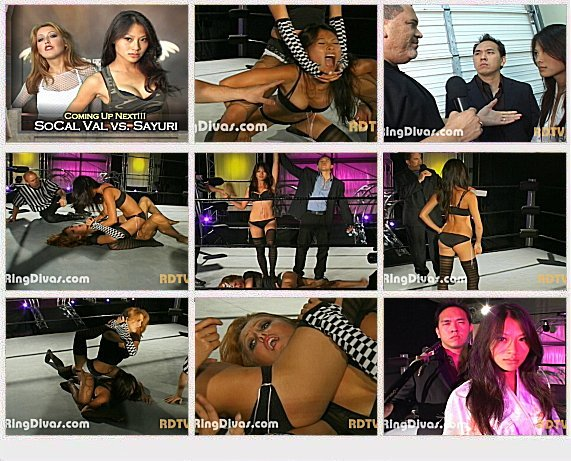 DOWNLOAD - Sayuri vs. SoCal Val (SleeperGirls vs. Battle Angels)