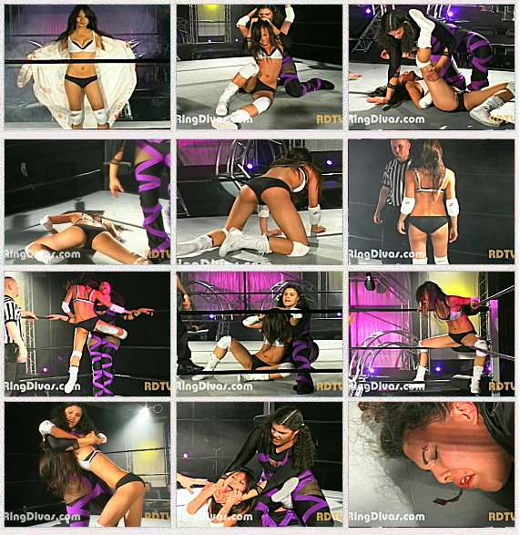 DOWNLOAD - Empress Sayuri vs. Vanessa (World Title Match)