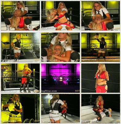 DOWNLOAD - Shantelle vs. Jessicka (FightGirl Title - NYR 2008)