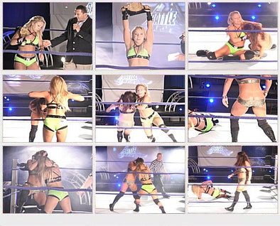 DOWNLOAD - Shantelle vs. ODB (World Title Match)