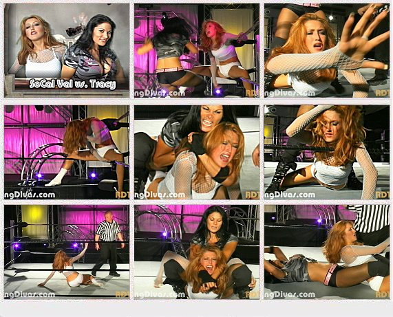 DOWNLOAD - Tracy vs. SoCal Val (SleeperGirls vs. Battle Angels)