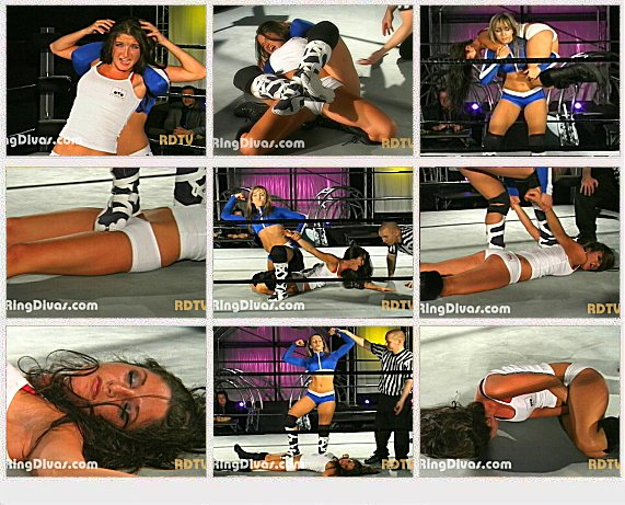 DOWNLOAD - Tiana vs. Belle (No Holds Barred 2006)