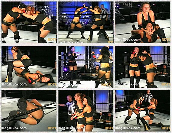 DOWNLOAD - Lacey vs. Tracy (FightGirl World Title)
