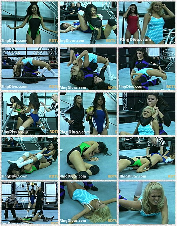 DOWNLOAD - ProStyle Battle USA Vol.3 (Angelina & Hollie)