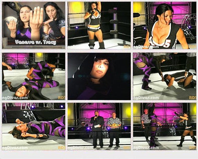 DOWNLOAD - Vanessa vs. Tracy (World Title Match)