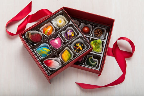 Looking for the Business Gifts for your stakeholders? Handmade Chocolate is the best option