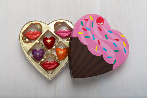valentine's day chocolate gifts for her, valentine's day candy gifts for her