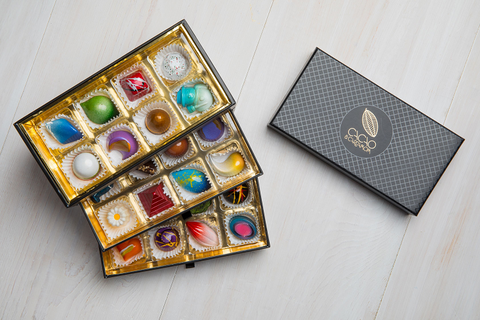chocolates for holidays, best chocolates for holiday gifts, best chocolate for the holidays