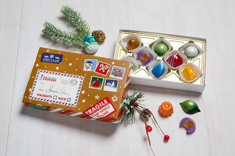 best chocolates for holiday gifts, chocolate for holiday gifts, what is the best chocolate to give as a gift