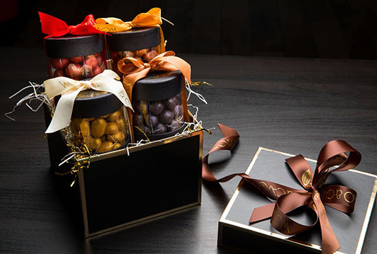 Premium Dragee Collection Gift Box