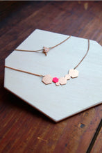 Laden Sie das Bild in den Galerie-Viewer, Colorful Collier Necklace