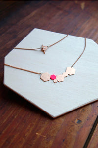 Colorful Collier Necklace