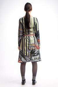 Adjustable Dress Printed Light