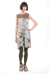 Changeable Dress Grey-Brown