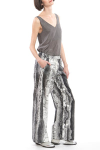 Marlene Trousers Ice Crystall