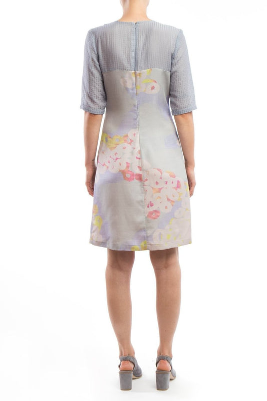 Shift Dress Grey