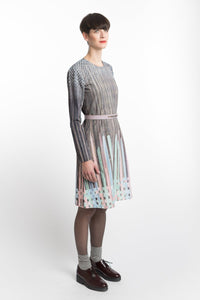 Dress Pastel Colour Gradient