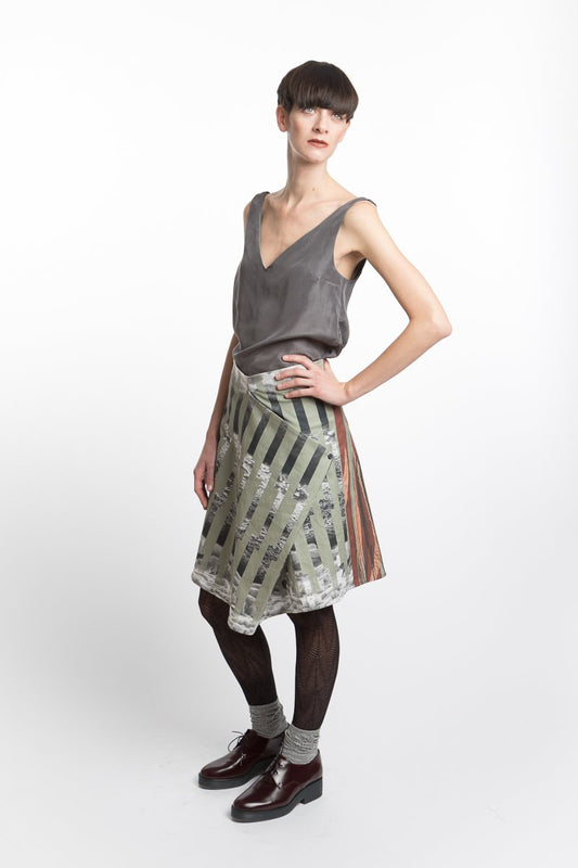 Skirt Modifiable Leaves / Ice