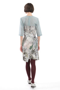 Changeable Dress Grey-Blue