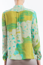 Laden Sie das Bild in den Galerie-Viewer, Blouse Collar Yellow