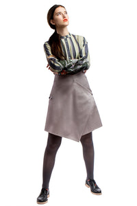 Skirt Modifiable  Grey