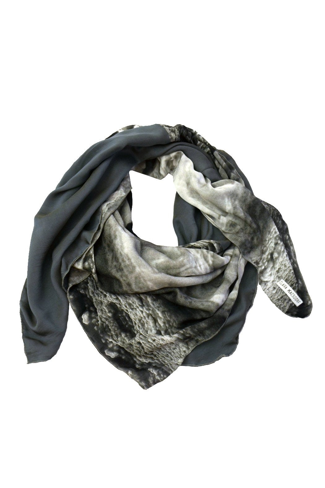 Scarf Ice-Crystal Grey