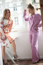 Laden Sie das Bild in den Galerie-Viewer, Pink Wide-Leg Pants