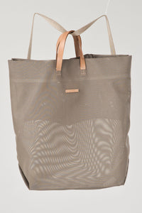 Grey Backpack Shopper Moire by Hänska