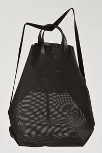 Shopper Backpack Black by Hänska