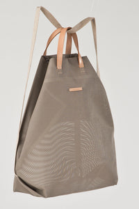 Grey Shopper Backpack Moire by Hänska