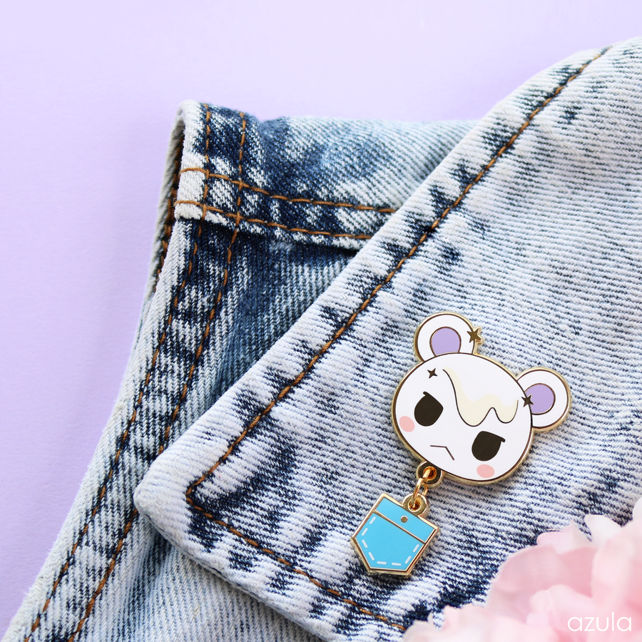 MARSHAL ✦ ENAMEL PIN