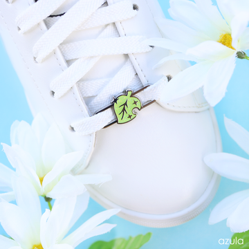 GREEN LEAF ✦ LACE LOCKS