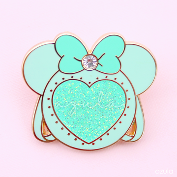 MINT MINNIE ITA BAG ✦ ENAMEL PIN
