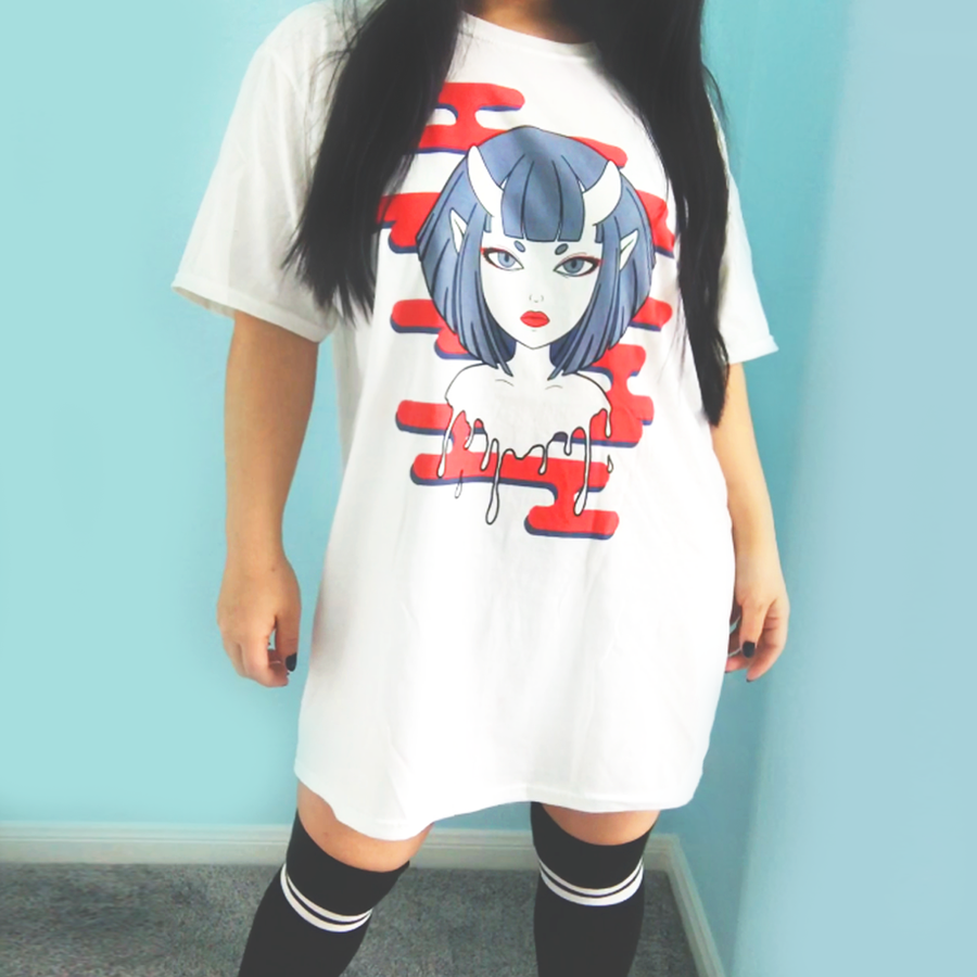 ONI GIRL ✦ T-SHIRT