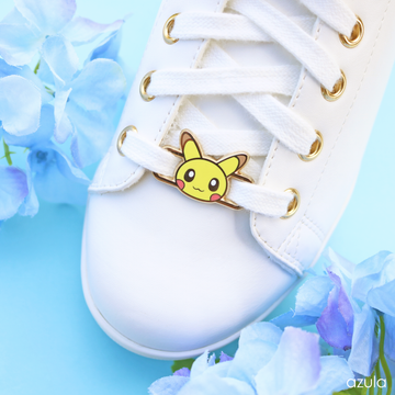 PIKA ✦ LACE LOCKS