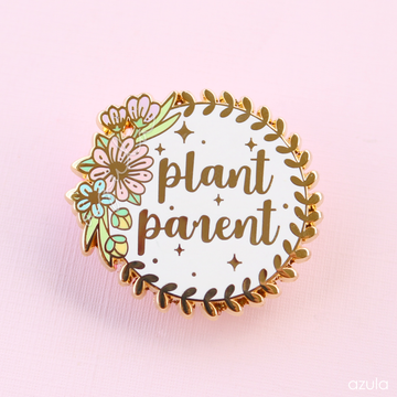 PLANT PARENT ✦ ENAMEL PIN